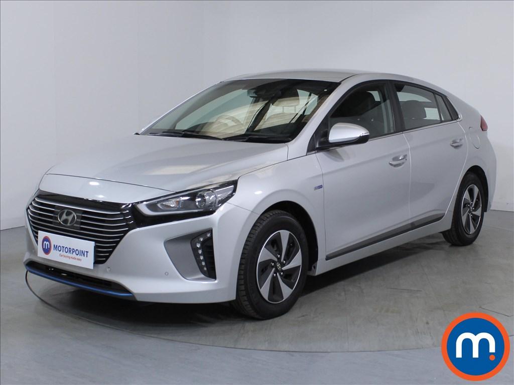 Hyundai Ioniq Premium SE - Stock Number 1087838 Passenger side front corner