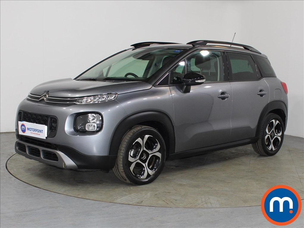Citroen C3 Aircross Flair - Stock Number 1102099 Passenger side front corner