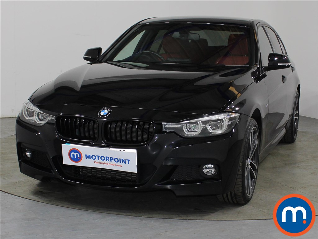 BMW 3 Series M Sport Shadow Edition - Stock Number 1103342 Passenger side front corner