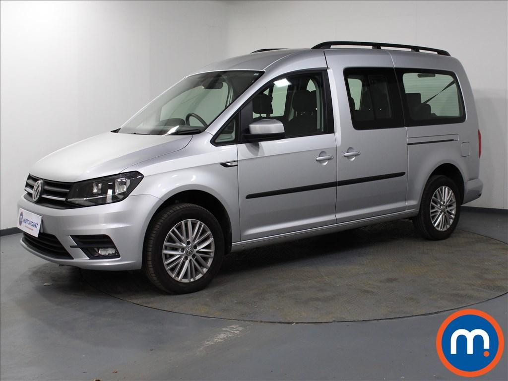 Volkswagen Caddy Maxi Life 2.0 TDI 150 5dr DSG - Stock Number 1104170 Passenger side front corner