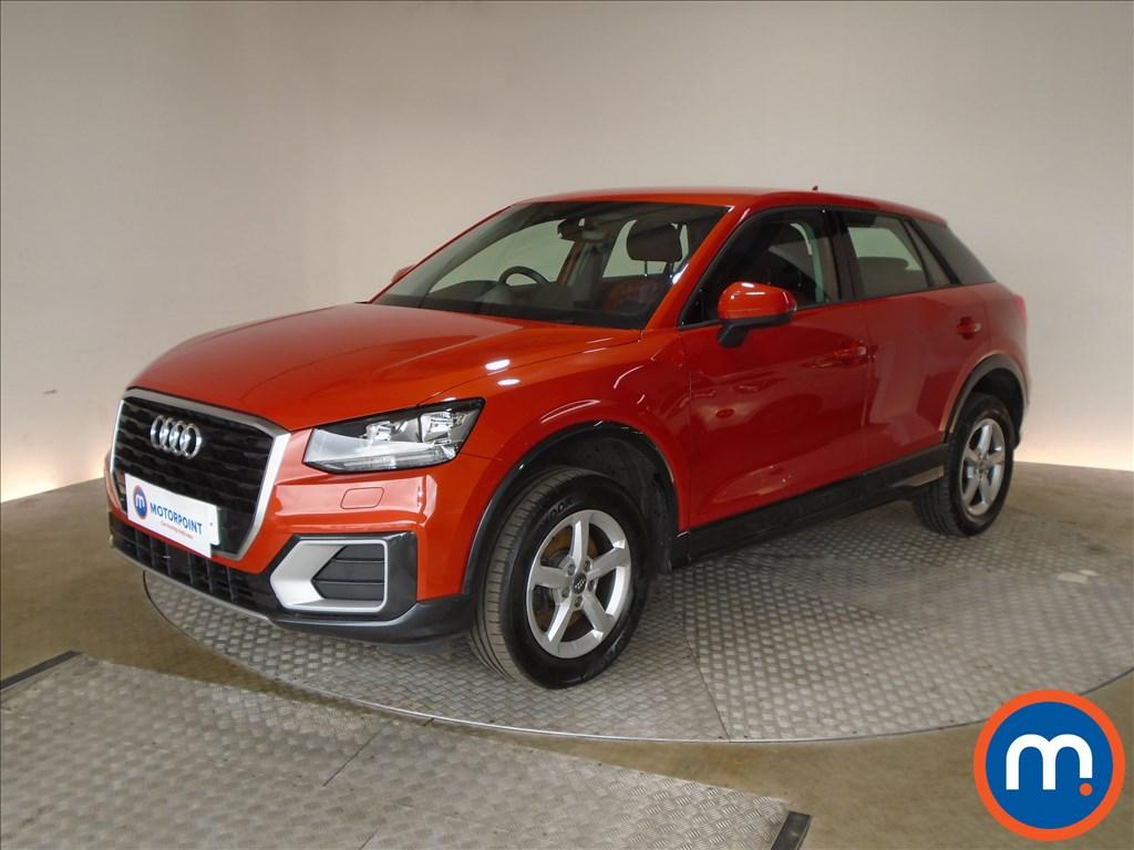 Audi Q2 SE - Stock Number 1099568 Passenger side front corner