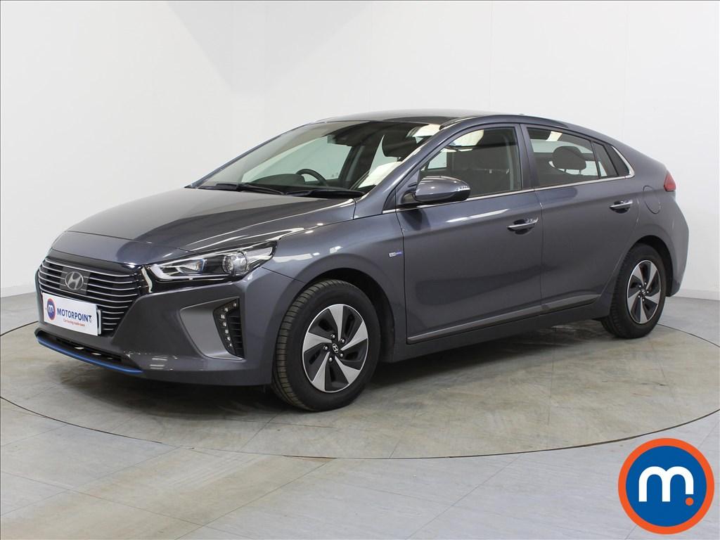 Hyundai Ioniq Premium - Stock Number 1104410 Passenger side front corner