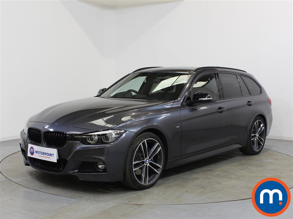 BMW 3 Series M Sport Shadow Edition - Stock Number 1100372 Passenger side front corner