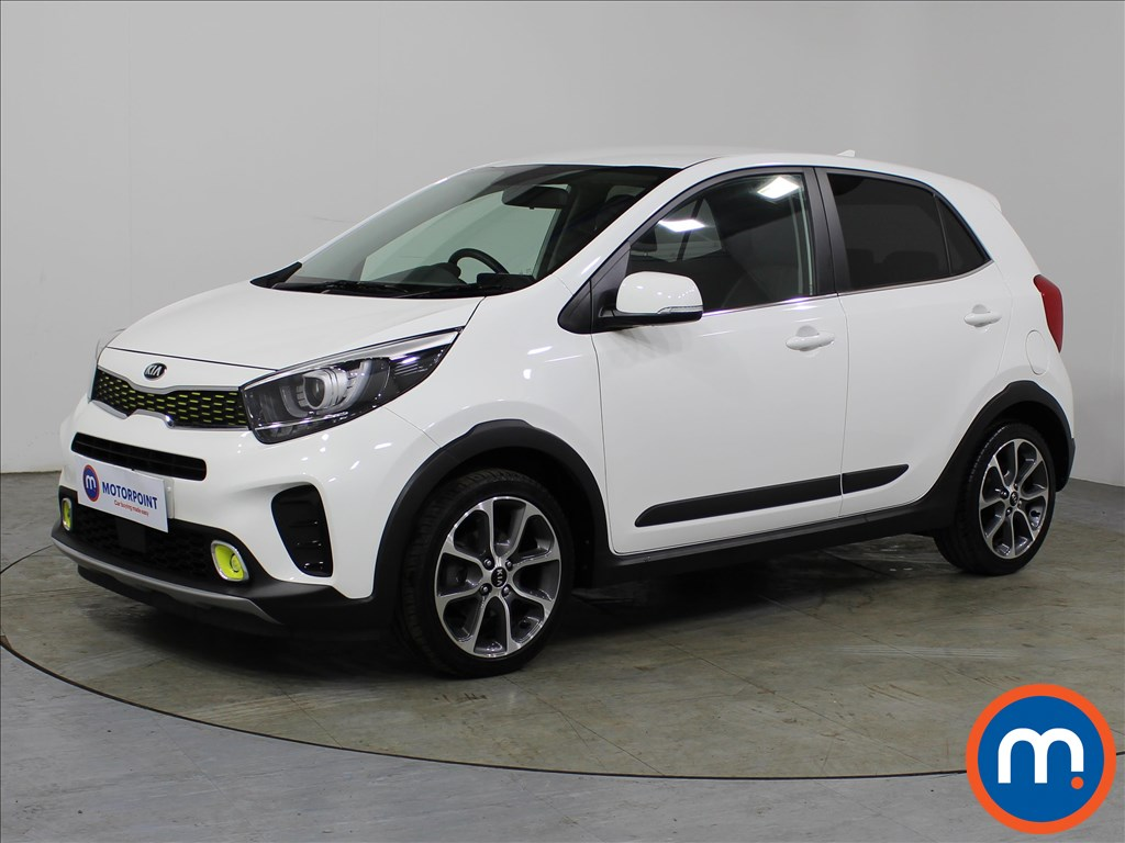 KIA Picanto X-Line - Stock Number 1099460 Passenger side front corner