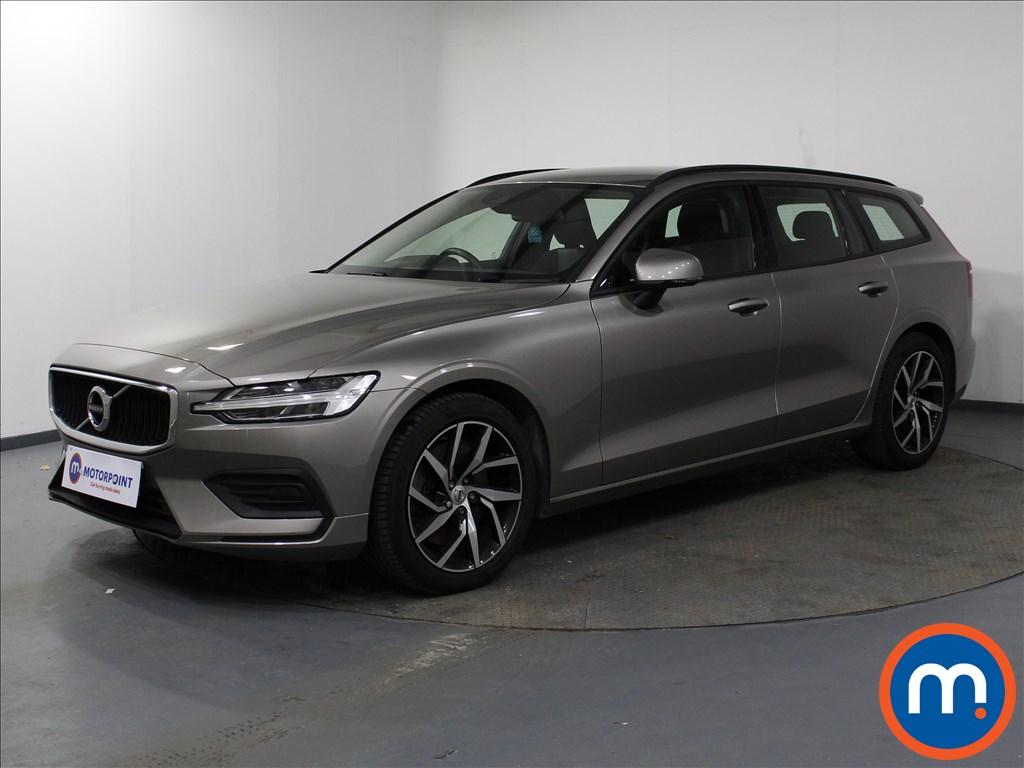 Volvo V60 Momentum - Stock Number 1082869 Passenger side front corner