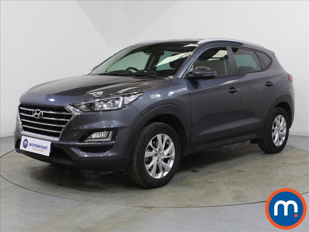 Hyundai Tucson SE Nav - Stock Number 1105458 Passenger side front corner