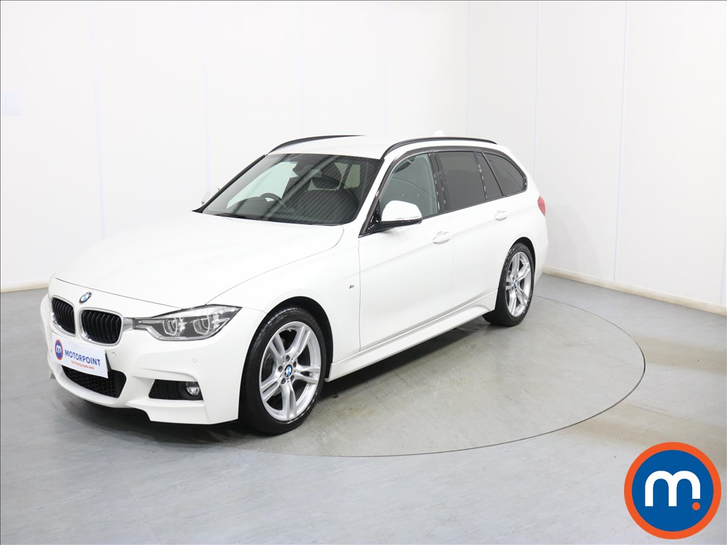 BMW 3 Series M Sport - Stock Number 1105023 Passenger side front corner