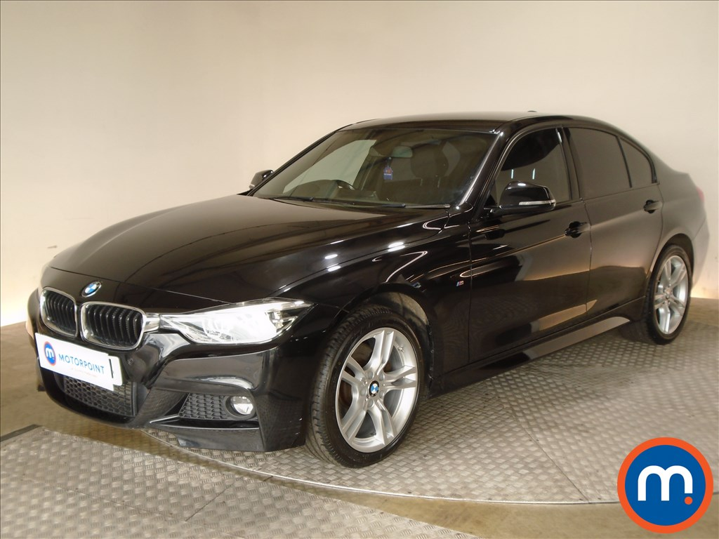 BMW 3 Series M Sport - Stock Number 1101011 Passenger side front corner