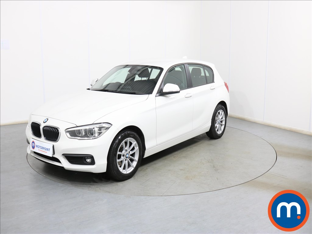 BMW 1 Series SE Business - Stock Number 1102044 Passenger side front corner