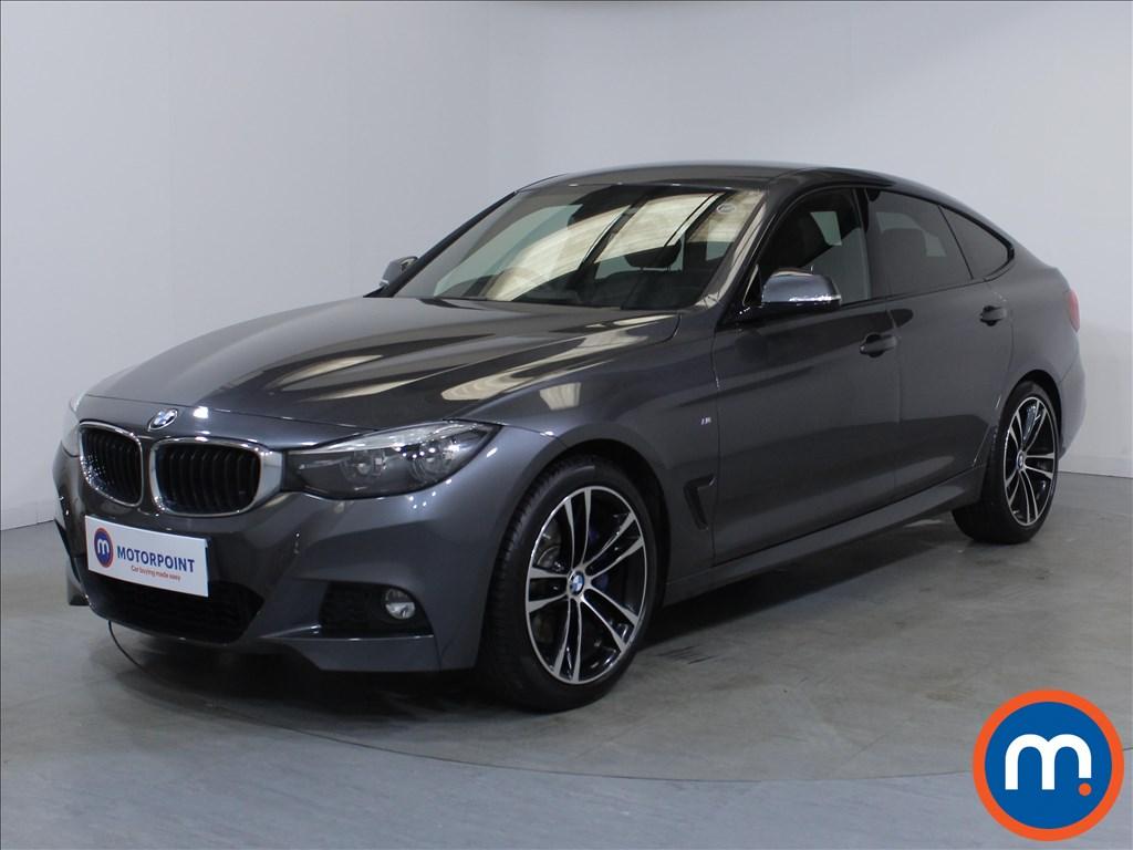 BMW 3 Series M Sport - Stock Number 1102979 Passenger side front corner