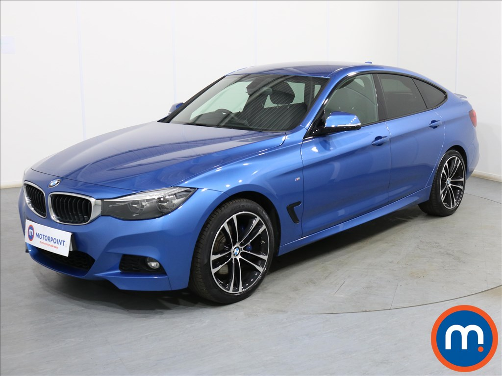 BMW 3 Series M Sport - Stock Number 1098528 Passenger side front corner