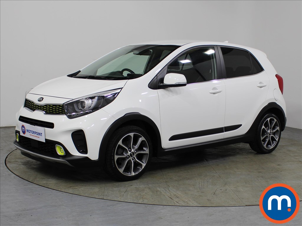 KIA Picanto X-Line - Stock Number 1099458 Passenger side front corner