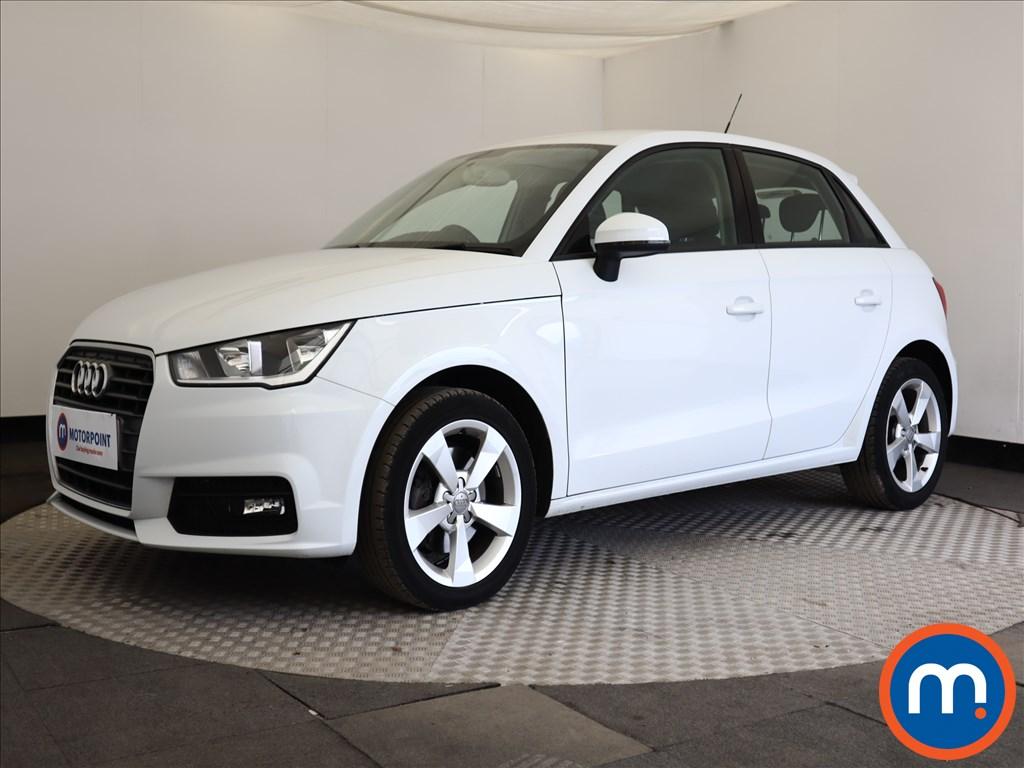 Audi A1 Sport - Stock Number 1106343 Passenger side front corner