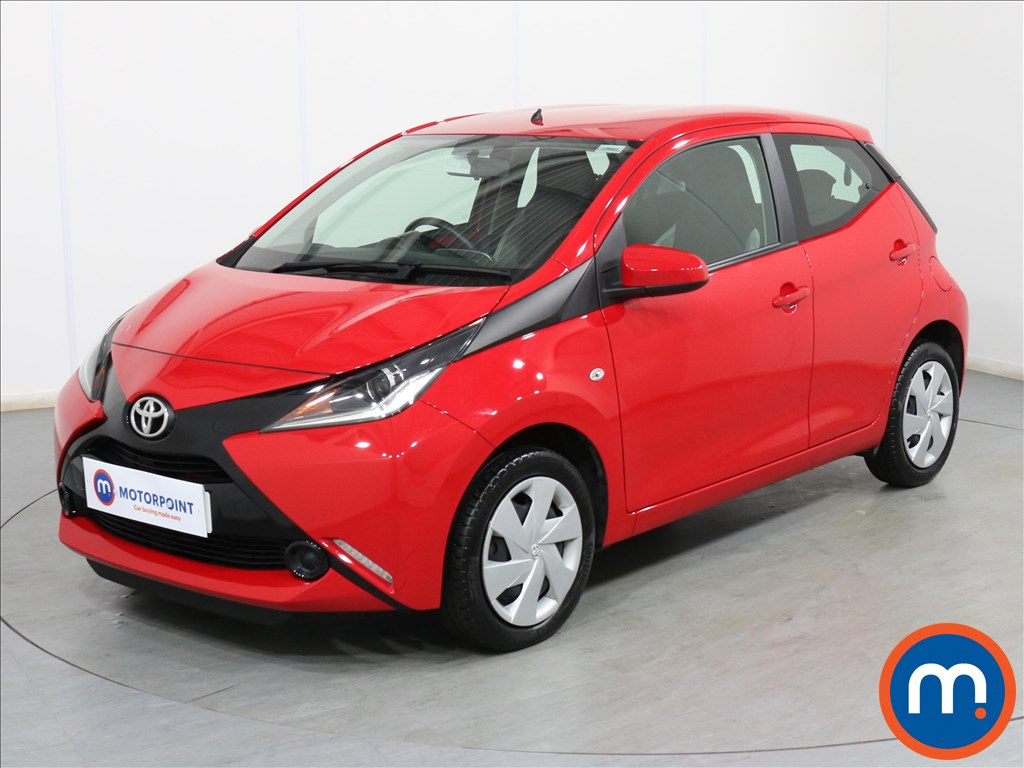 Toyota Aygo X-Play - Stock Number 1101670 Passenger side front corner