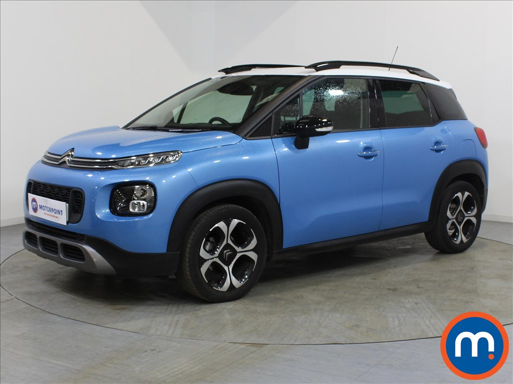 Citroen C3 Aircross Flair - Stock Number 1105659 Passenger side front corner
