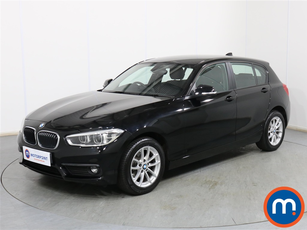 BMW 1 Series SE Business - Stock Number 1102476 Passenger side front corner