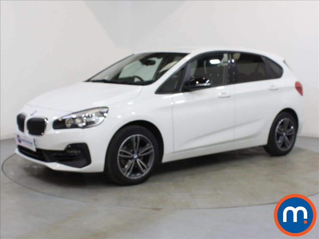 BMW 2 Series Sport - Stock Number 1089506 Passenger side front corner