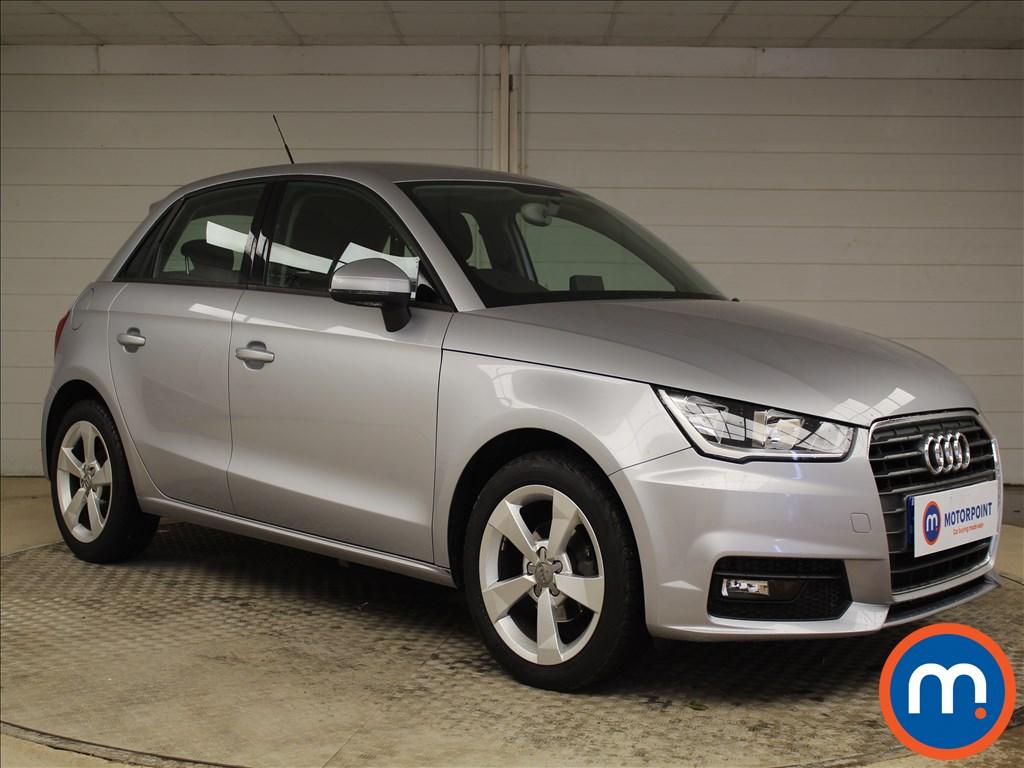 Audi A1 Sport - Stock Number 1104469 Passenger side front corner