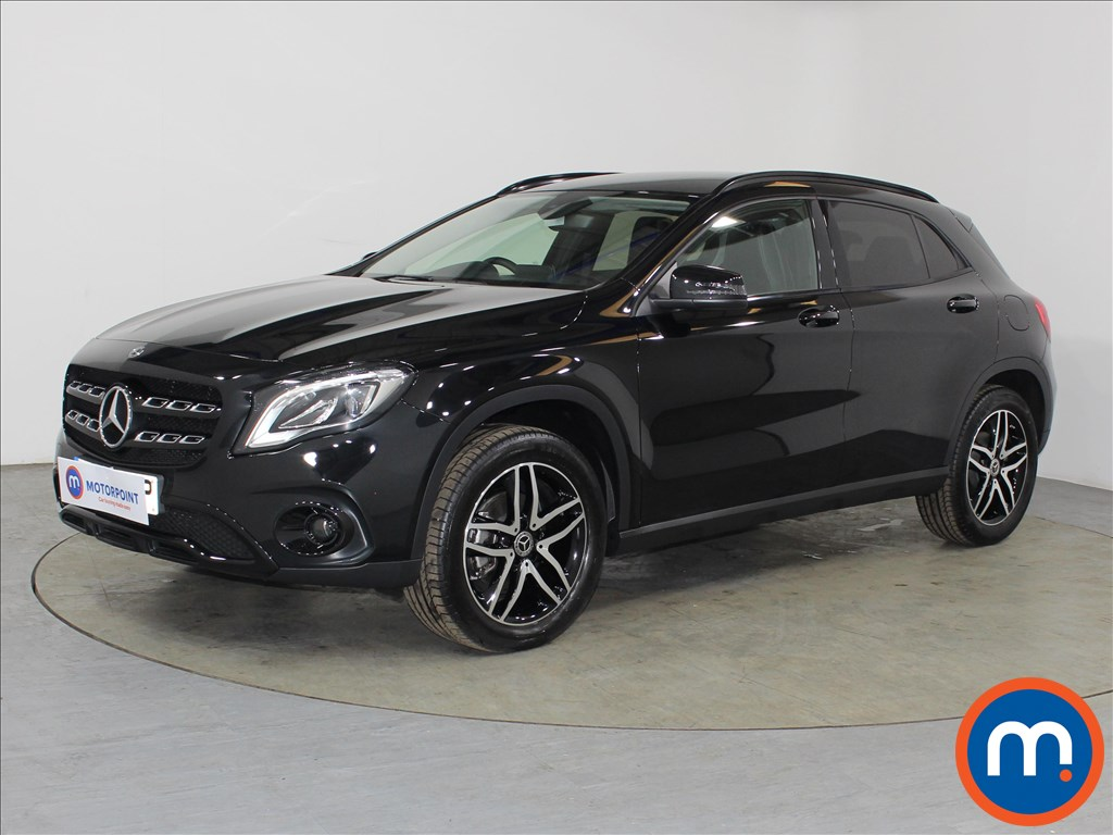 Mercedes-Benz Gla Class Urban Edition - Stock Number 1106302 Passenger side front corner
