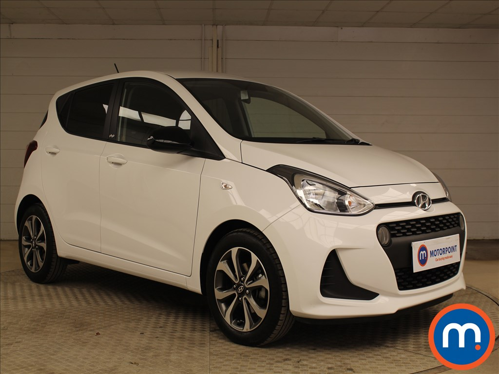 Hyundai I10 Play - Stock Number 1105425 Passenger side front corner