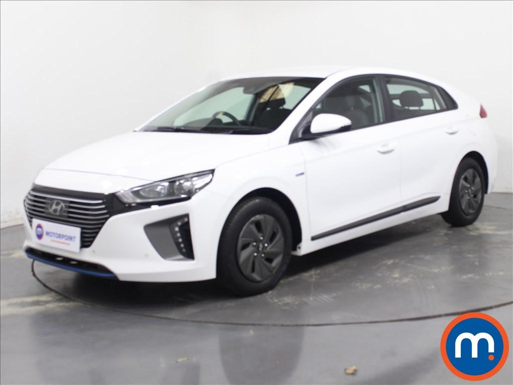 Hyundai Ioniq SE - Stock Number 1088049 Passenger side front corner