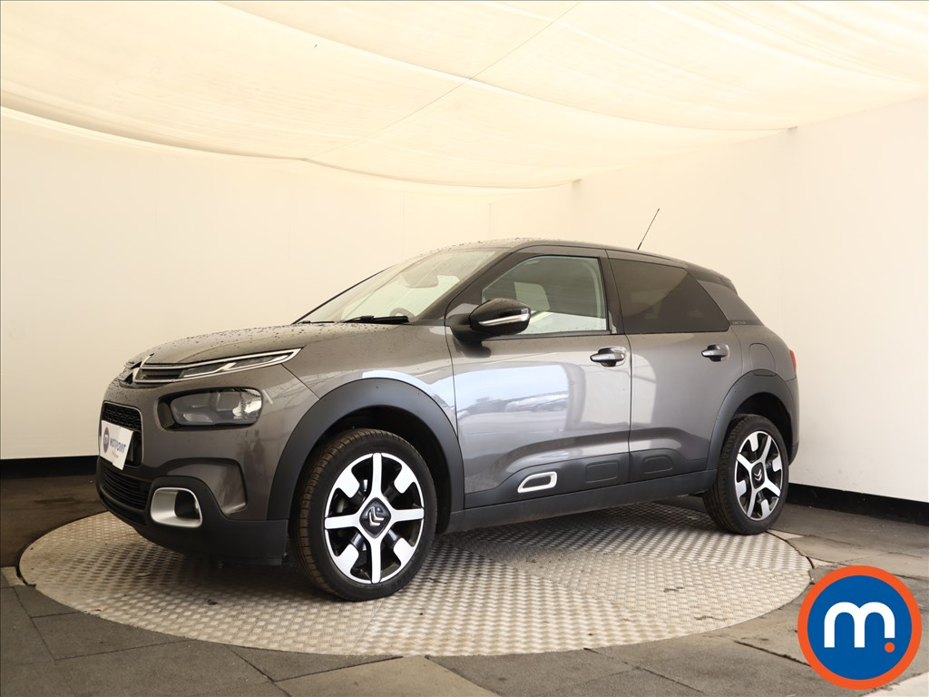 Citroen C4 Cactus Flair - Stock Number 1101503 Passenger side front corner