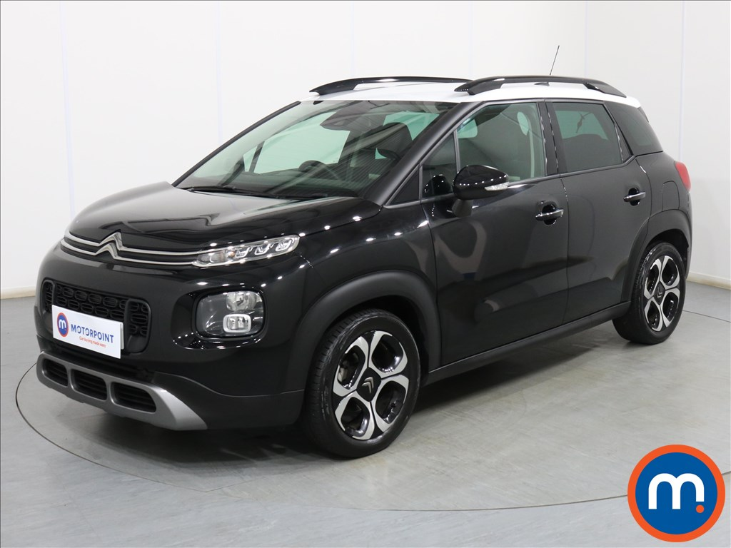 Citroen C3 Aircross Flair - Stock Number 1105738 Passenger side front corner