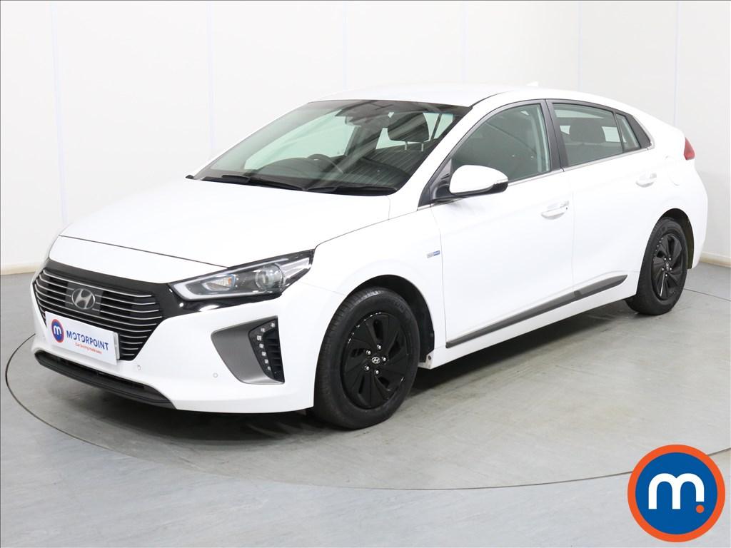 Hyundai Ioniq Premium SE - Stock Number 1087850 Passenger side front corner