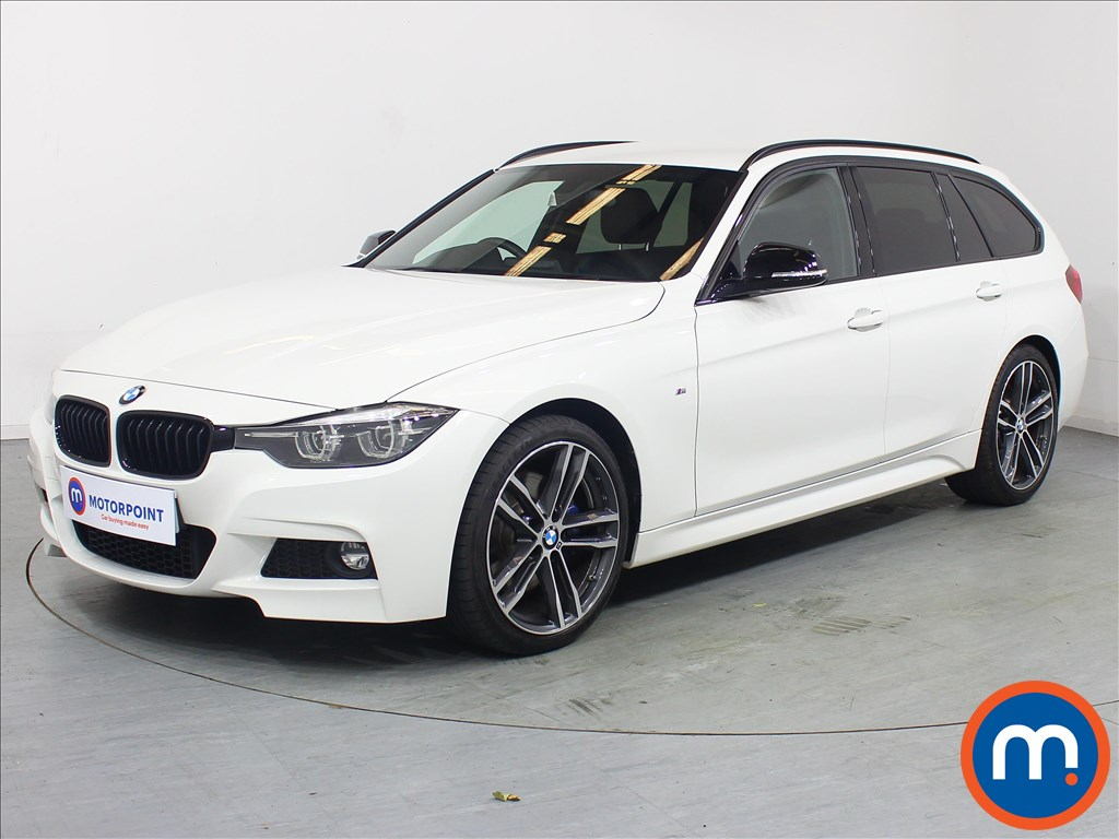 BMW 3 Series M Sport Shadow Edition - Stock Number 1103747 Passenger side front corner