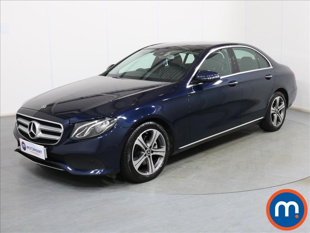 Mercedes-Benz E Class SE - Stock Number 1102379 Passenger side front corner