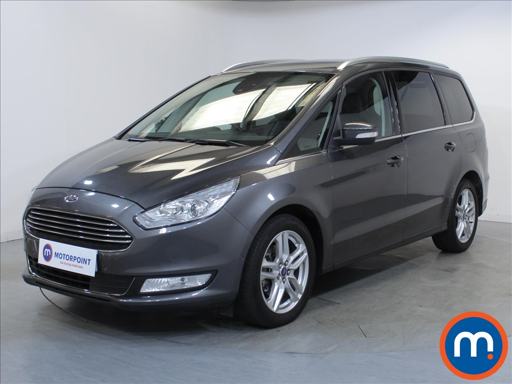 Ford Galaxy Titanium X - Stock Number 1089214 Passenger side front corner