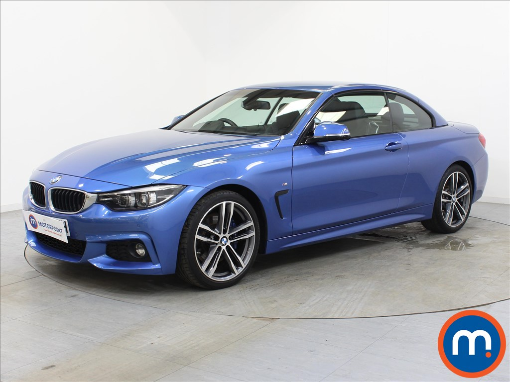 BMW 4 Series M Sport - Stock Number 1099034 Passenger side front corner