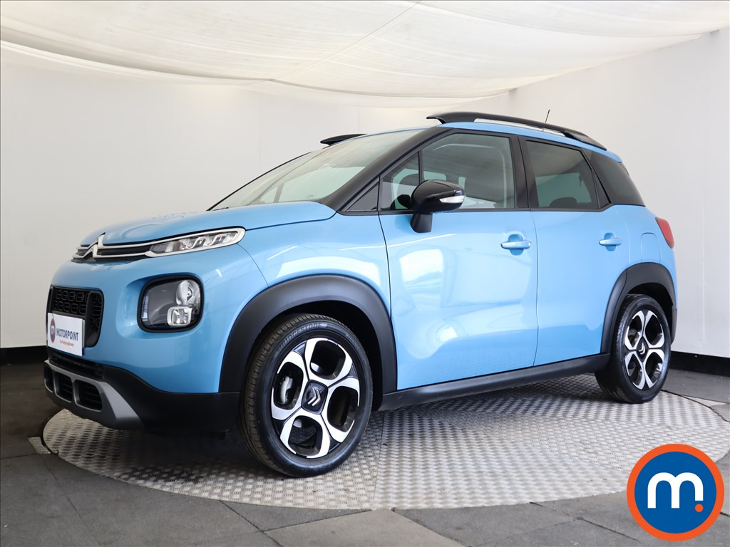 Citroen C3 Aircross Flair - Stock Number 1105746 Passenger side front corner
