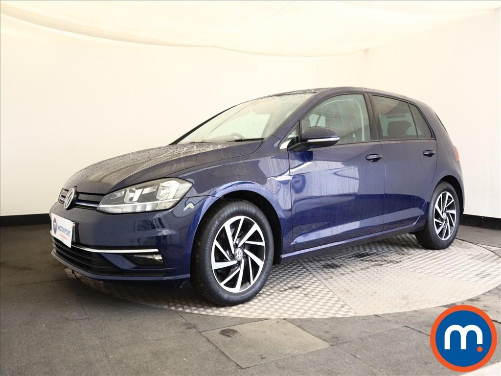 Volkswagen Golf Match - Stock Number 1107441 Passenger side front corner