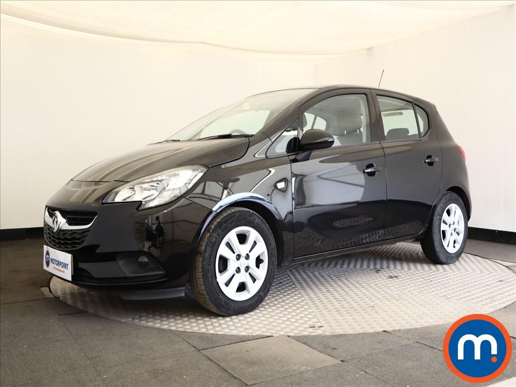 Vauxhall Corsa Design - Stock Number 1079127 Passenger side front corner
