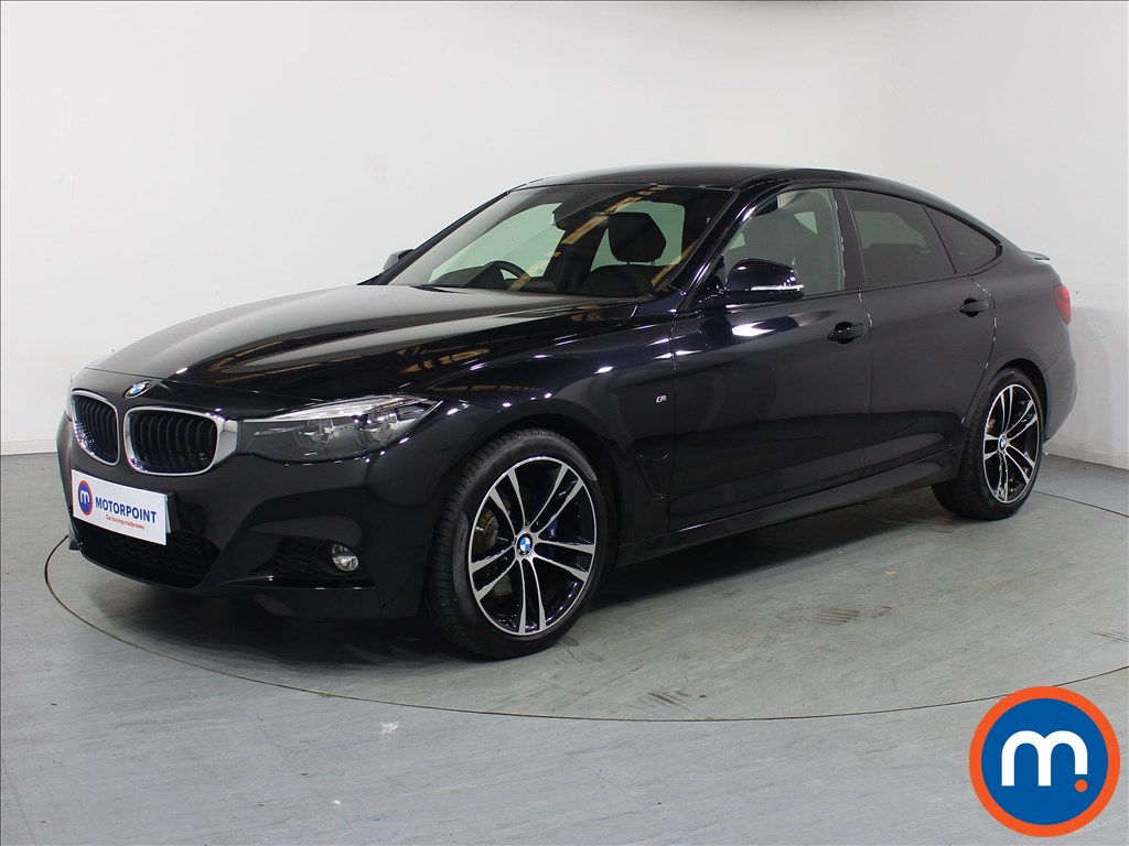 BMW 3 Series M Sport - Stock Number 1102977 Passenger side front corner