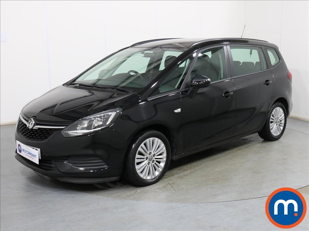 Vauxhall Zafira Design - Stock Number 1106950 Passenger side front corner