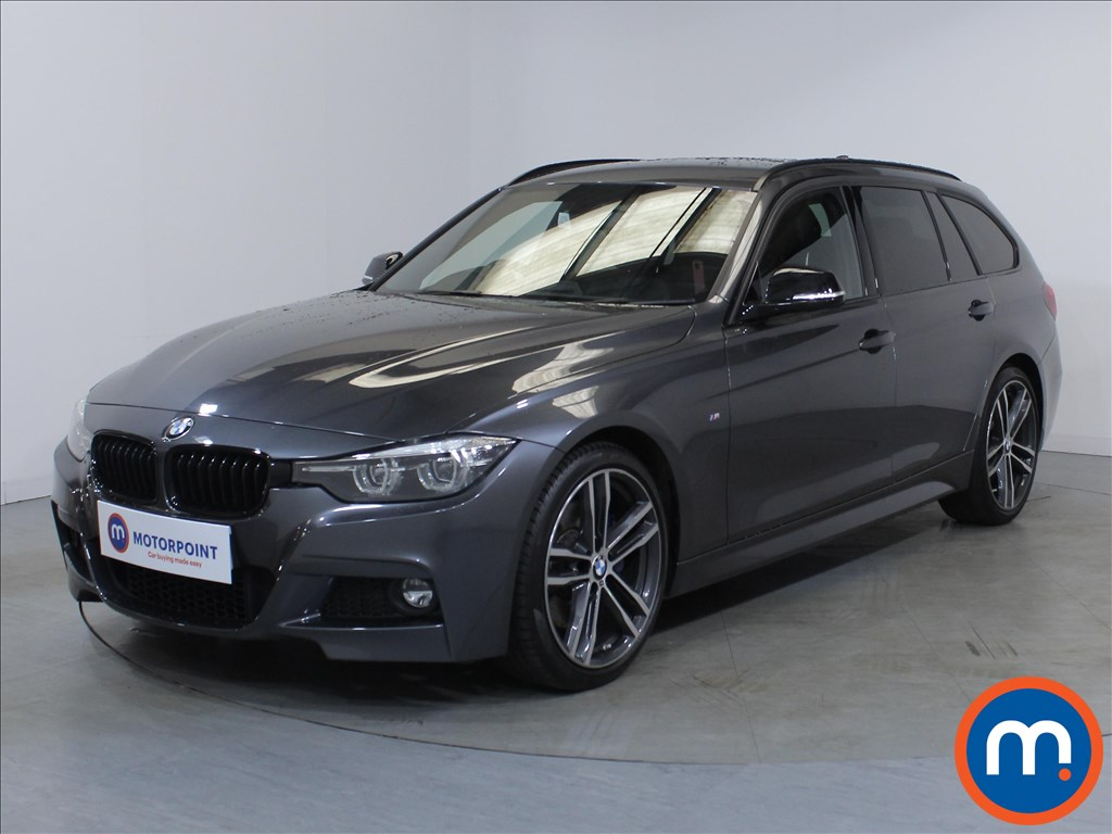 BMW 3 Series M Sport Shadow Edition - Stock Number 1102974 Passenger side front corner