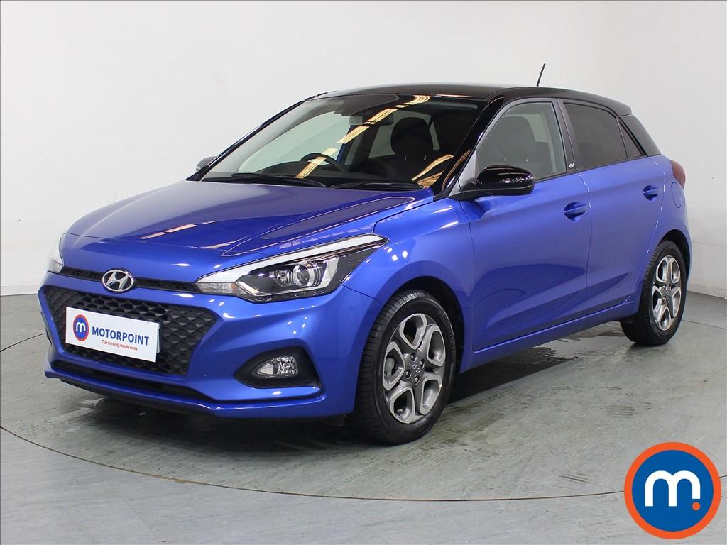 Hyundai I20 Play - Stock Number 1105480 Passenger side front corner