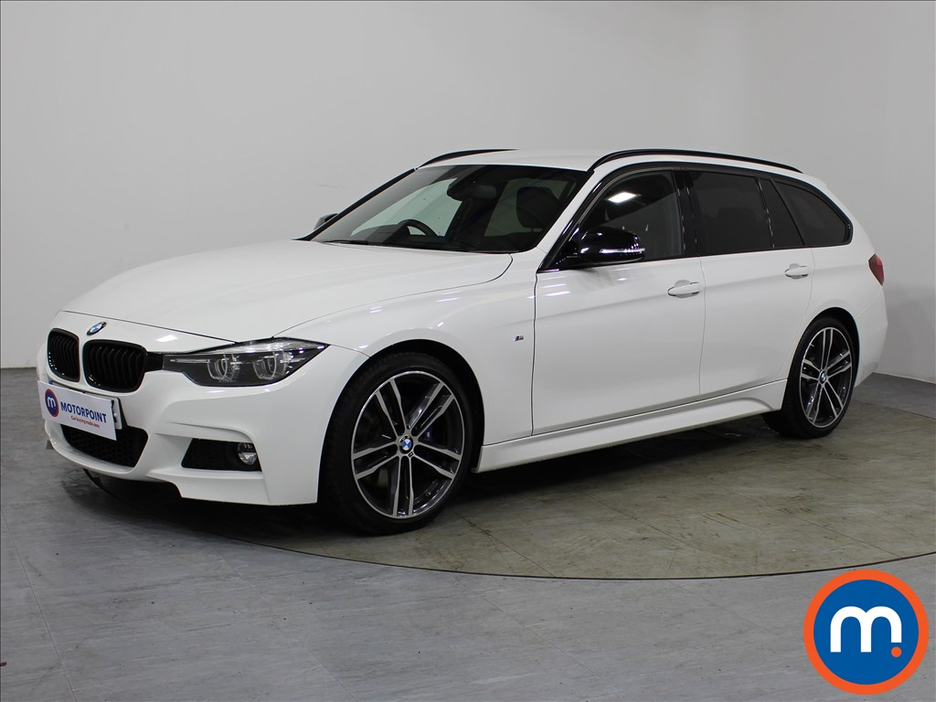 BMW 3 Series M Sport Shadow Edition - Stock Number 1106037 Passenger side front corner