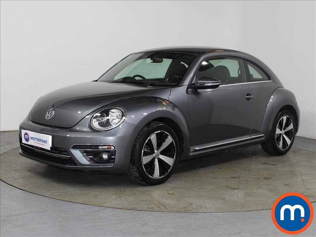 Volkswagen Beetle Design - Stock Number 1107697 Passenger side front corner