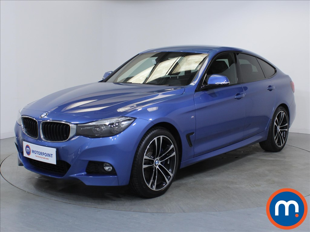 BMW 3 Series M Sport - Stock Number 1102972 Passenger side front corner