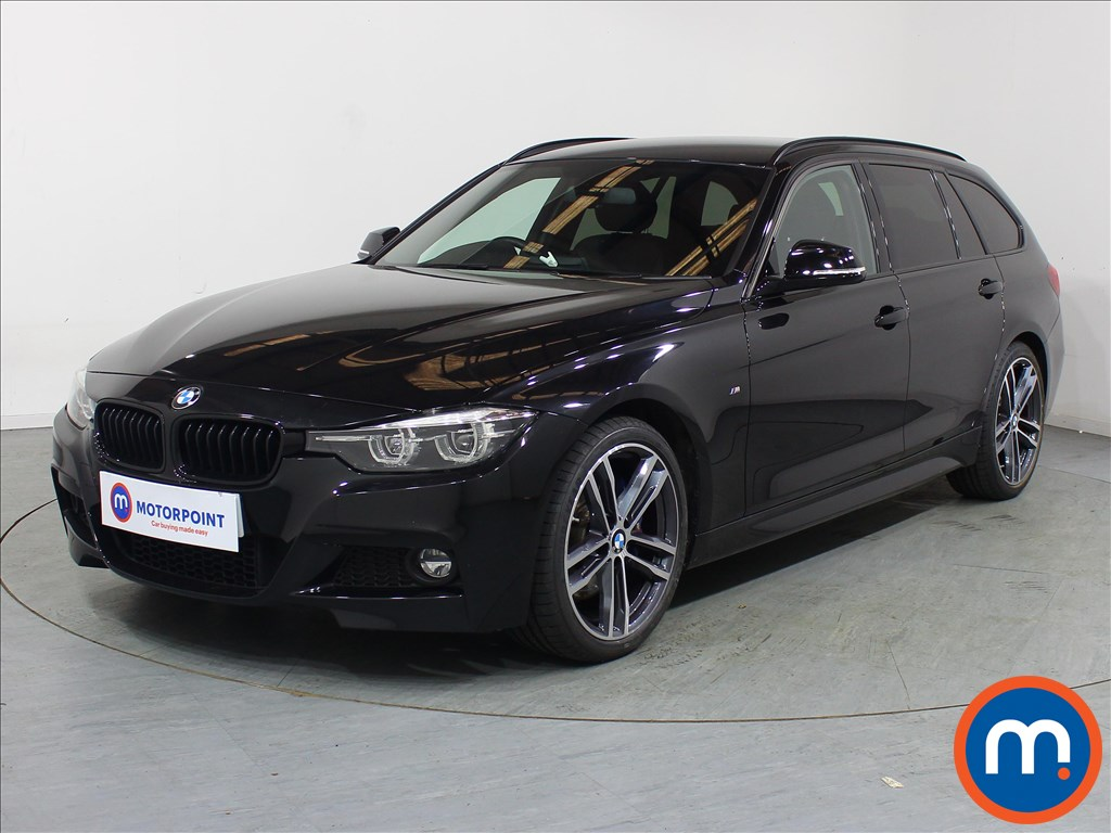 BMW 3 Series M Sport Shadow Edition - Stock Number 1096837 Passenger side front corner