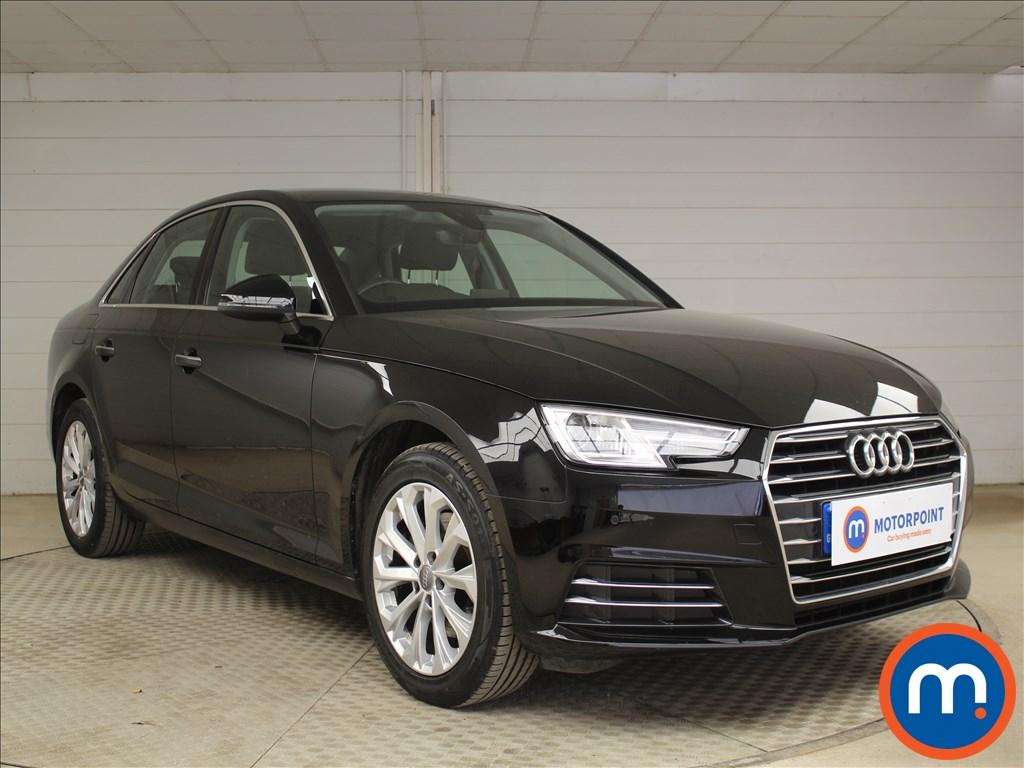 Audi A4 SE - Stock Number 1102500 Passenger side front corner