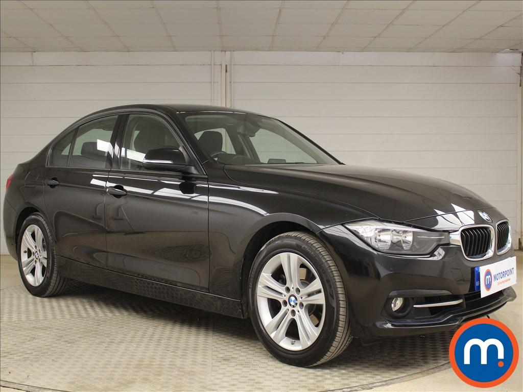 BMW 3 Series Sport - Stock Number 1102026 Passenger side front corner
