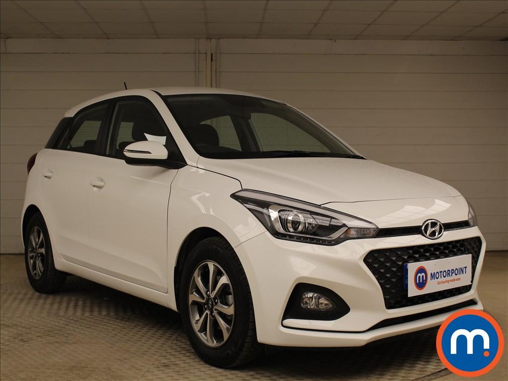 Hyundai I20 SE - Stock Number 1100860 Passenger side front corner