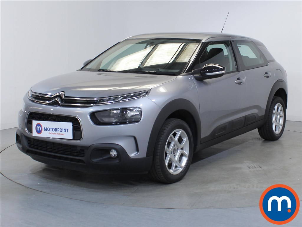 Citroen C4 Cactus Feel - Stock Number 1101575 Passenger side front corner
