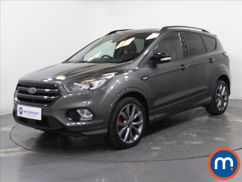 Ford Kuga ST-Line Edition - Stock Number 1102966 Passenger side front corner