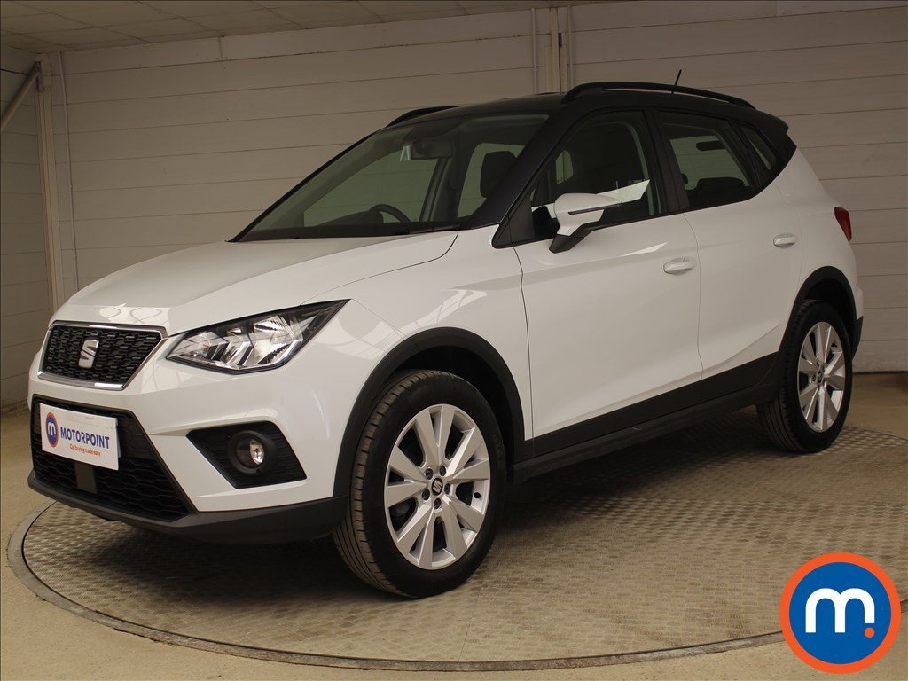 Seat Arona SE Technology Lux - Stock Number 1102559 Passenger side front corner