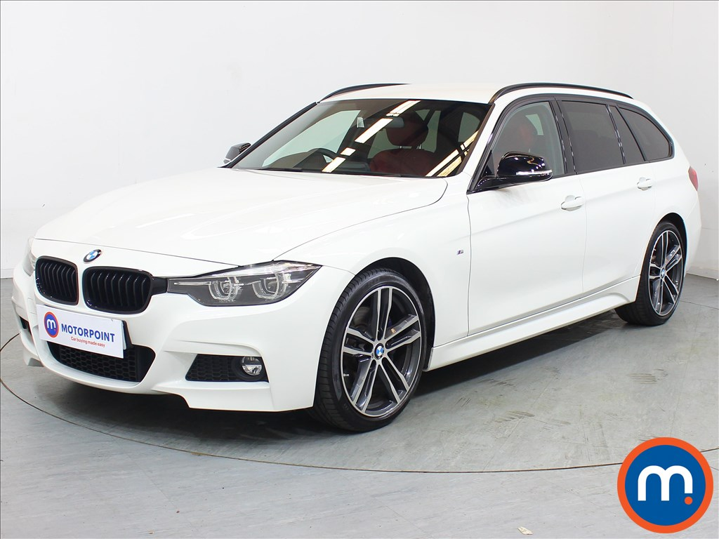 BMW 3 Series M Sport Shadow Edition - Stock Number 1104518 Passenger side front corner